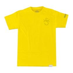 Camiseta Sigilo Duo Icon Amarelo - 3422 - DREAMSSKATESHOP