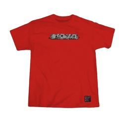Camiseta Sigilo + Enor1 Red - 3247 - DREAMSSKATESHOP