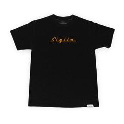 Camiseta Sigilo Logo Maseratti Preta - 3068 - DREAMSSKATESHOP