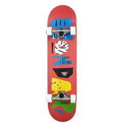 Skate Montado Hondar Logo Rosa - 3391 - DREAMSSKATESHOP