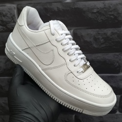 Nike Air Force 1 Todo Branco - Air Force 1 Todo Br... - DROPSHOPONLINE