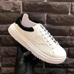 Emporio Armani Sneakers GA Branco - Armani Sneaker... - DROPSHOPONLINE