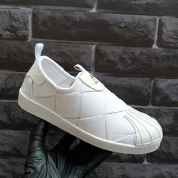 Adidas Superstar Slip Matelasse Branco - Slip Mate... - DROPSHOPONLINE