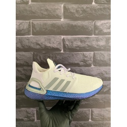Adidas Ultraboost 20 Branco e azul - Ultraboost 20... - DROPSHOPONLINE