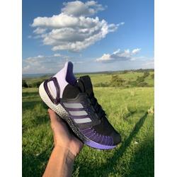 Adidas Ultraboost 20 Preto e Roxo - Ultraboost 20 ... - DROPSHOPONLINE