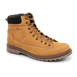 Coturno Work Boot Masculino - Amarelo - 5568222 - ECOMMERCE IRROBA