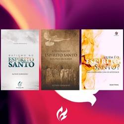 Kit Verdadeiro Pentecostalismo - 1º TRIMESTRE 2021... - EDITORA PALAVRA FIEL