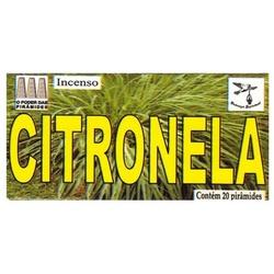 Defumador Citronela - 1063 - ELLA ARTESANATOS