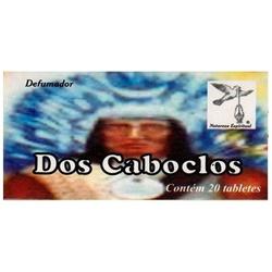 Defumador dos Caboclos - 1070 - ELLA ARTESANATOS