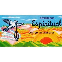 Defumador Espiritual - 1074 - ELLA ARTESANATOS