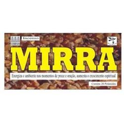 Defumador MIrra - 1086 - ELLA ARTESANATOS