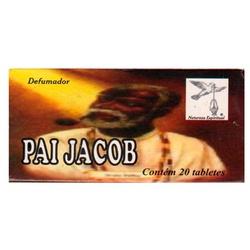 Defumador Pai Jacob - 1087 - ELLA ARTESANATOS
