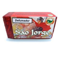 Defumador São Jorge - 1095 - ELLA ARTESANATOS