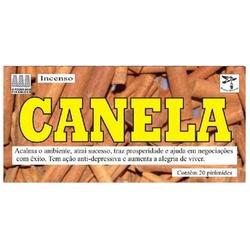 Defumador Canela - 1057 - ELLA ARTESANATOS