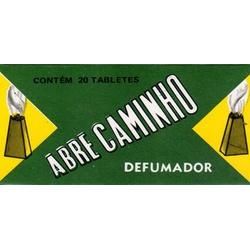 Defumador Abre Caminho - 1027 - ELLA ARTESANATOS