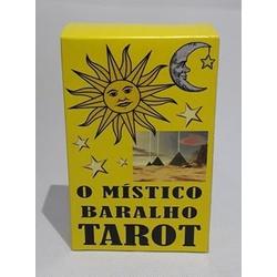 O Místico Baralho Tarot - 6640 - ELLA ARTESANATOS