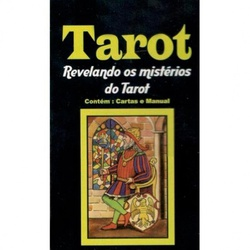 Tarô Revelando os Mistérios do Tarot - 20320 - ELLA ARTESANATOS