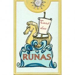 Tarô das Runas - 53095 - ELLA ARTESANATOS