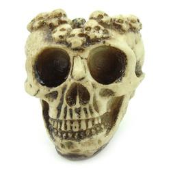 Crânio Cinzeiro Pequeno - 65 - ELLA ARTESANATOS