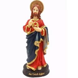 Sagrado Coração de Jesus - 5113 - ELLA ARTESANATOS