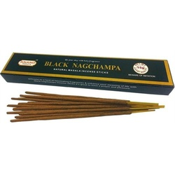Incenso Black Nagchampa - 31499-5 - ELLA ARTESANATOS