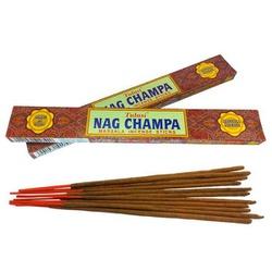 Incenso Nag Champa Tulasi - 30599 - ELLA ARTESANATOS