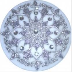Mandala Abstrata - 4389 - ELLA ARTESANATOS