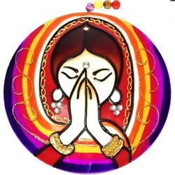 Mandala Namaste - 4384 - ELLA ARTESANATOS