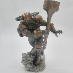 Thor - Deus do Trovão - 2620 - ELLA ARTESANATOS