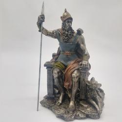 Odin - Deus da Sabedoria e da Guerra - 2251 - ELLA ARTESANATOS