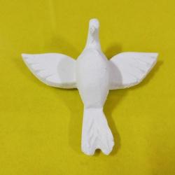 Aplique Espírito Santo MIni - 2357 - ELLA ARTESANATOS