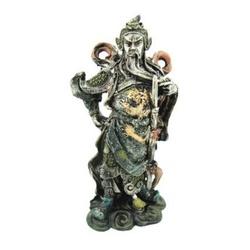 Samurai Chinês Kuan Kong - 94290 - ELLA ARTESANATOS
