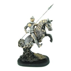 Cavaleiro Medieval - 69 - ELLA ARTESANATOS
