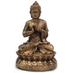 Buda Hindu Pequeno Dourado - 76 - ELLA ARTESANATOS