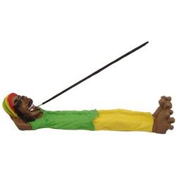 Incensário Bob Marley Deitado - 9901 - ELLA ARTESANATOS