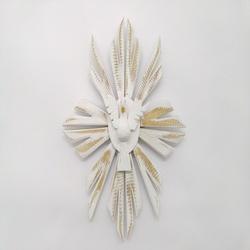 Espírito Santo Pequeno Redondo - 1503 - ELLA ARTESANATOS