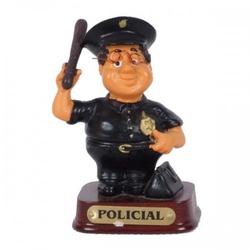 Policial Homem - 710 - ELLA ARTESANATOS