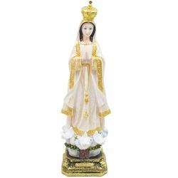Nossa Senhora de Fátima - 2890 - ELLA ARTESANATOS