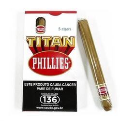 Charuto Titan Natural - 4020 - ELLA ARTESANATOS