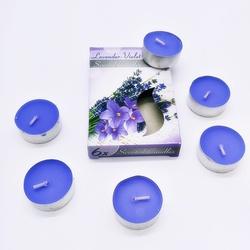 Vela Lavanda Violeta - 3146 - ELLA ARTESANATOS