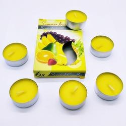 Vela Frutas do Verão - 455 - ELLA ARTESANATOS