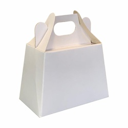 Maletinha - Ideal para semijoias - Branca - 060120... - EMBALAGENS CRIATIVA