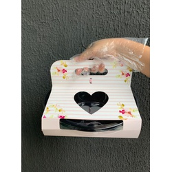 Cinta Para Fondue ou Petisqueira G- Coleção Dia Da... - EMBALAGENS CRIATIVA