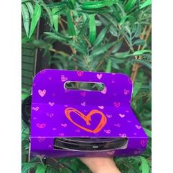 Cinta Para Fondue ou Petisqueira G- MEU AMOR - 021 - EMBALAGENS CRIATIVA