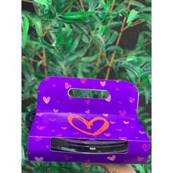 Cinta Para Fondue ou Petisqueira M- MEU AMOR - 02... - EMBALAGENS CRIATIVA