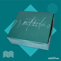 CAIXA GRATIDÃO - 2983 - EMBALAGENS CRIATIVA