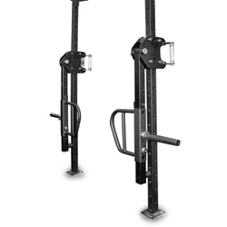 Jammer Arms Braço Articulado para Rack Crossfit - Equipamentos Line Fitness
