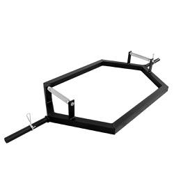 Barra Hexagonal Musculação - Equipamentos Line Fitness