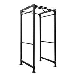 Gaiola Power Rack + Escada Profissional - Equipamentos Line Fitness