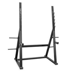 Suporte Cavalete Agachamento e Supino - Equipamentos Line Fitness